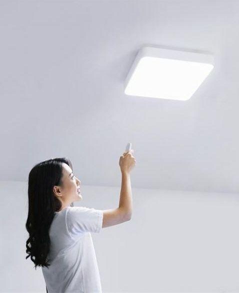 小米生态链品牌Yeelight推出皓石LED吸顶灯Plus绍兴